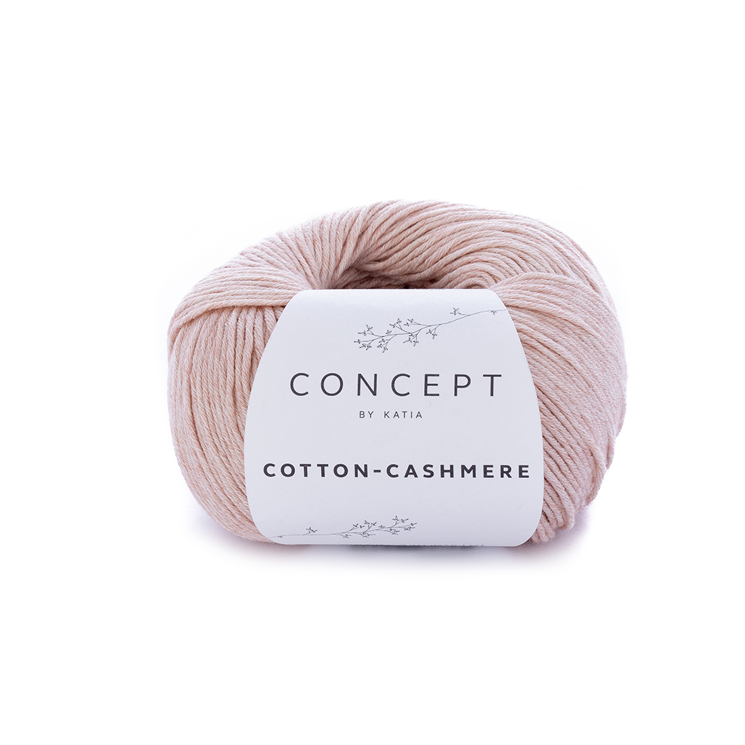Cotton Cashmere 66 Salmon range