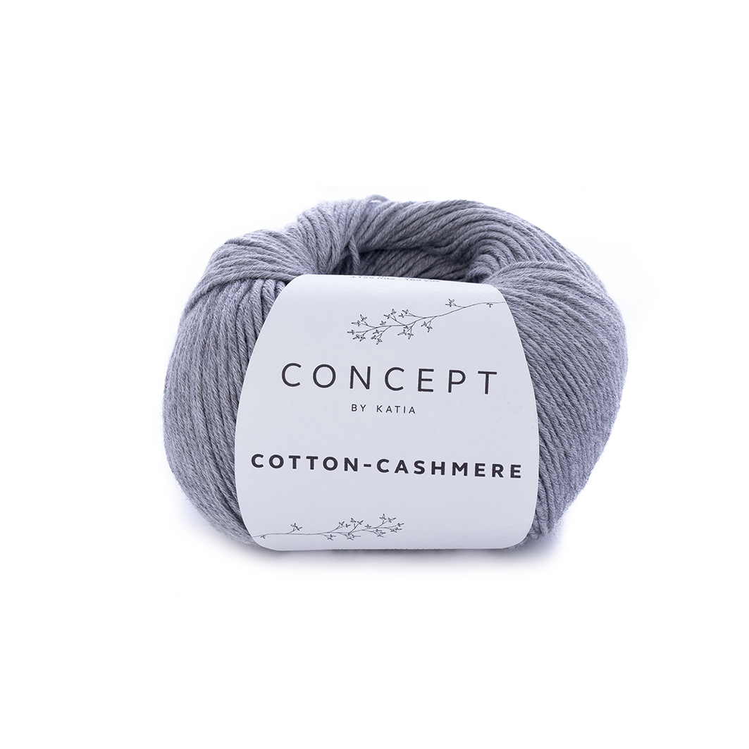 Cotton Cashmere 59 Grey