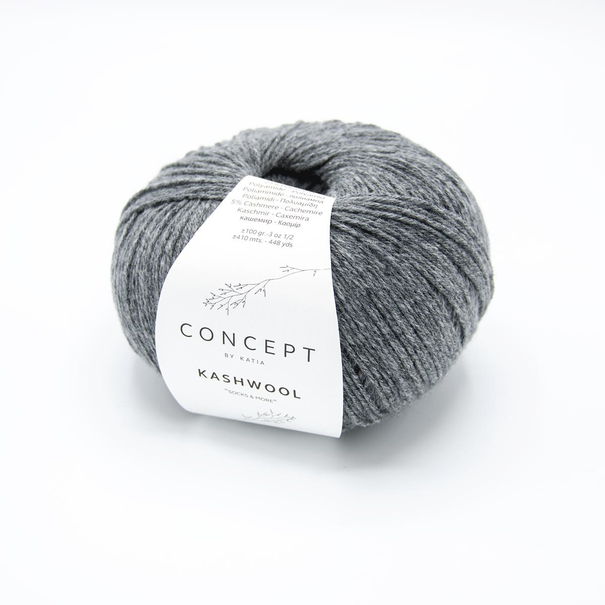 Concept Kashwool 307 Dark grey