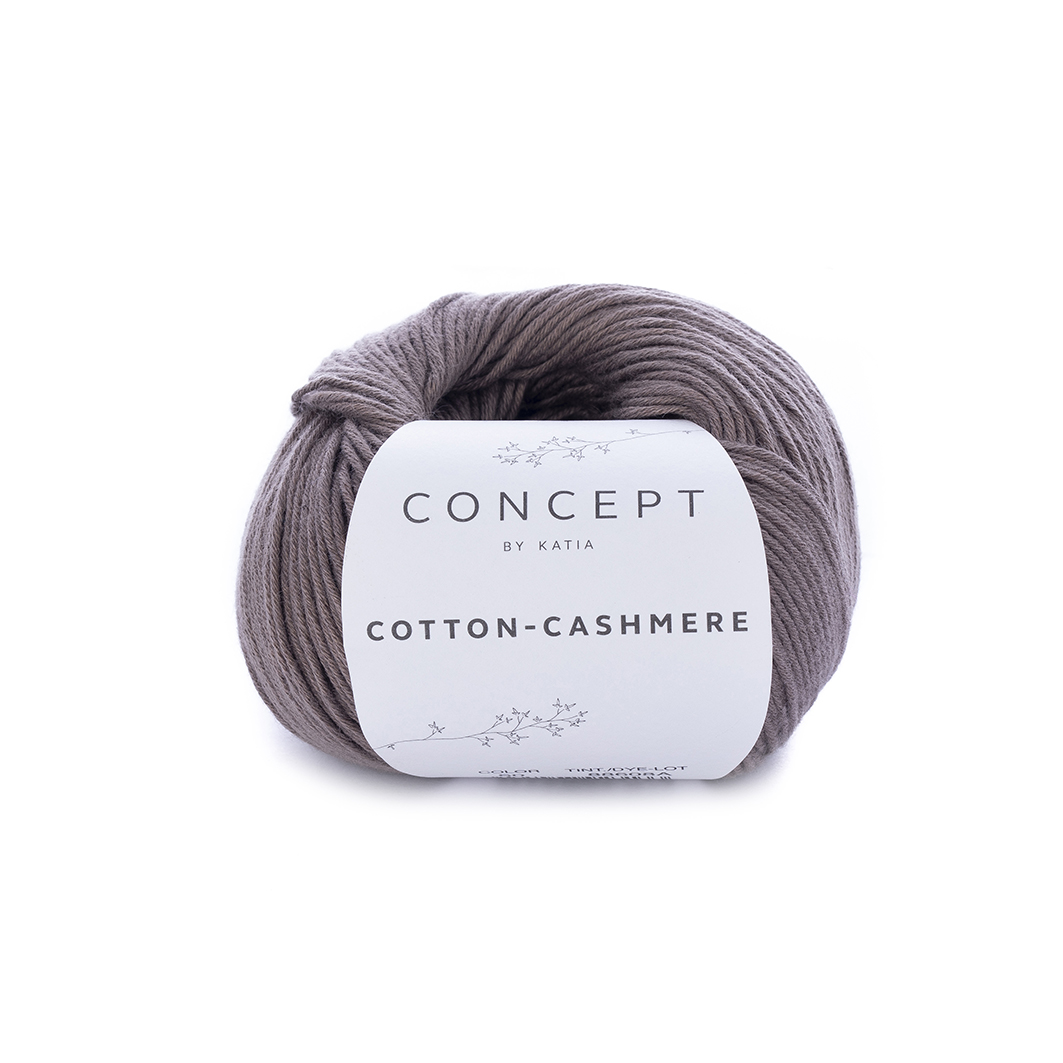 Cotton Cashmere 60 Fawn brown
