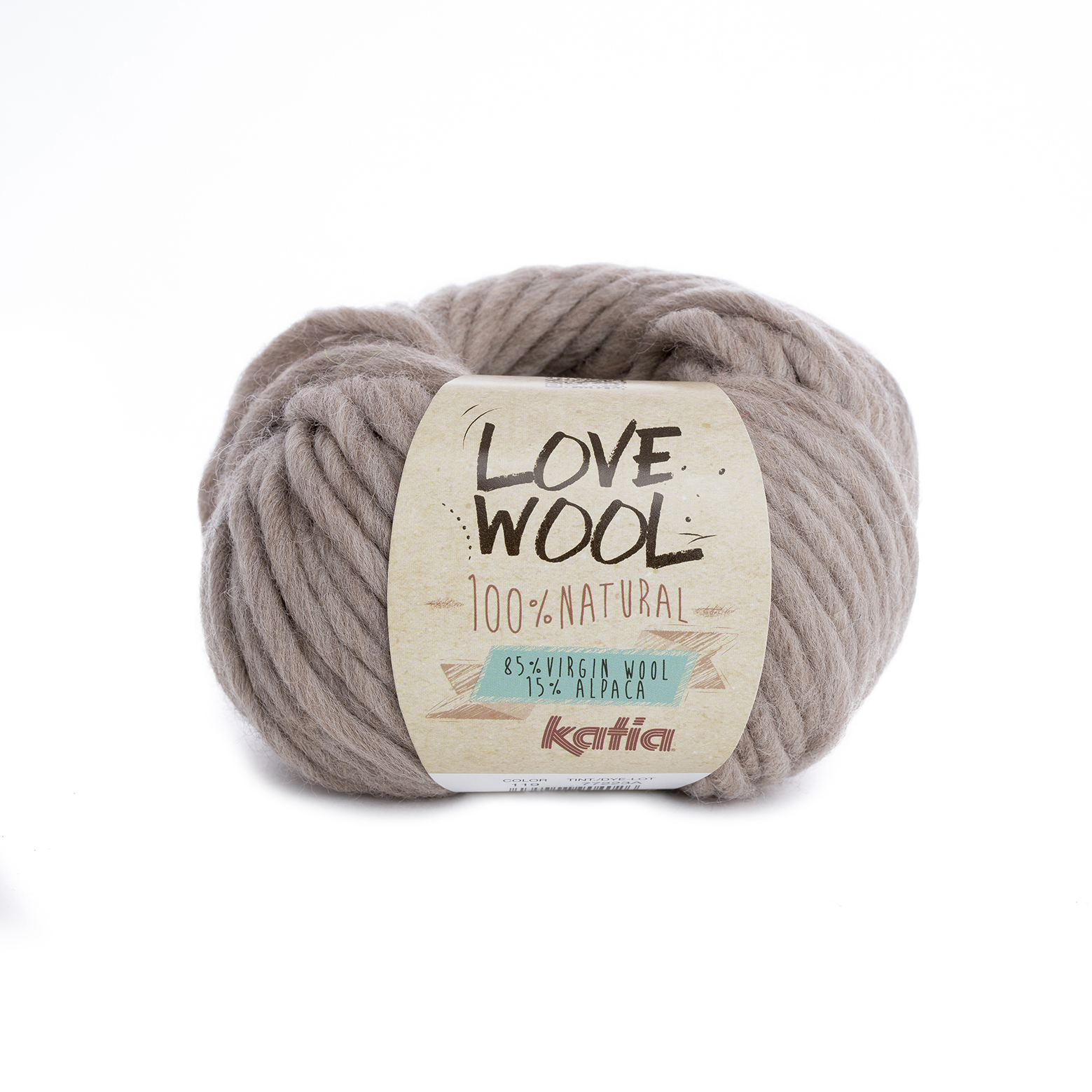 Love Wool 119 Beige
