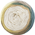 Fair Cotton CRAFT 501 White-beige-pistachio