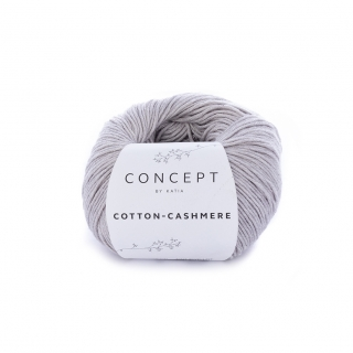 Cotton Cashmere 56 Stone grey