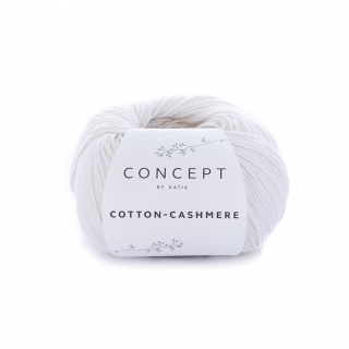 Cotton Cashmere 52 White