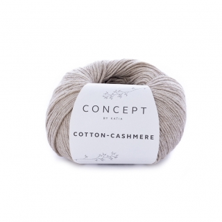 Cotton Cashmere 55 Medium beige