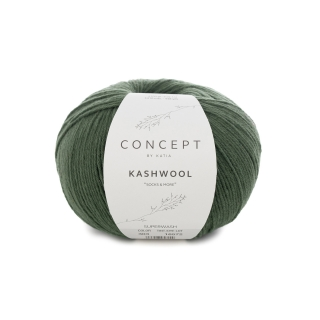 Concept Kashwool 303 Fir Green