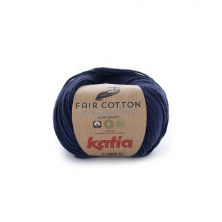 Fair Cotton 05 Dark blue