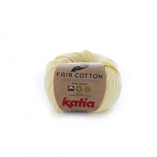 Fair Cotton 07 Light yellow