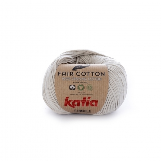 Fair Cotton 11 Pearl light grey