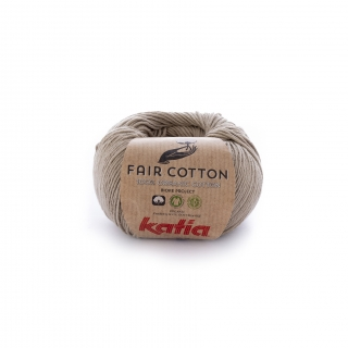 Fair Cotton 23 Fawn brown