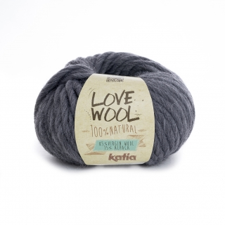 Love Wool 107 Grey