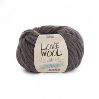 Love Wool 103 Dark brown