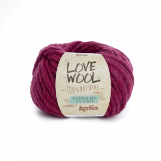 Love Wool 116 Fuchsia