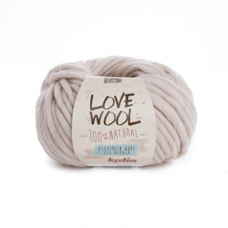 Love Wool 101 Light beige