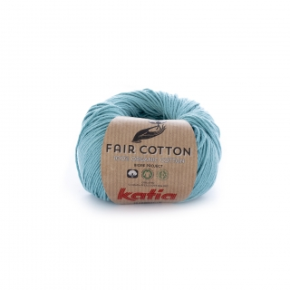 Fair Cotton 16 Turquoise