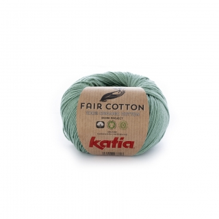 Fair Cotton 17  Mint green