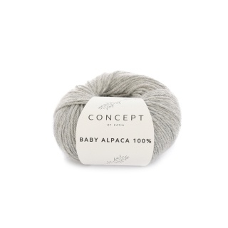 Baby Alpaca 503 Light grey