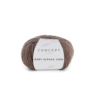 Baby Alpaca 501 Fawn brown