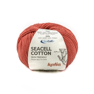SeaCell Cotton 116 Rust